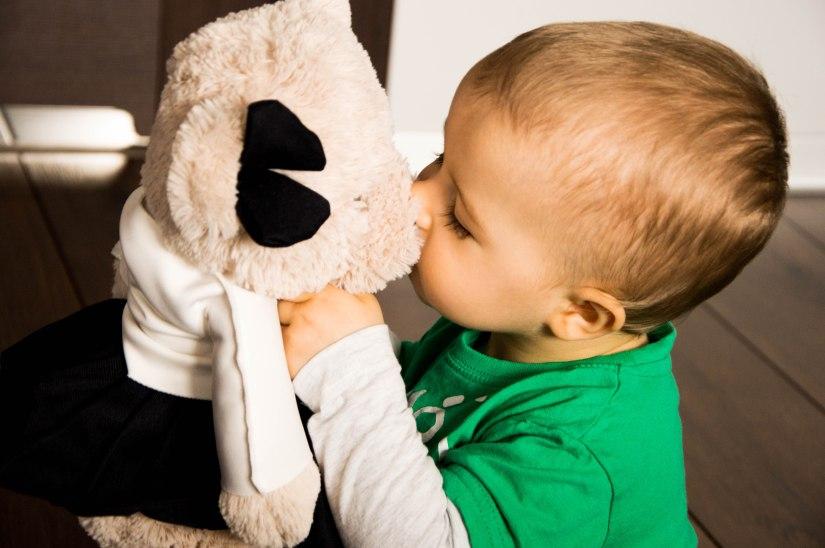 toddler teddy
