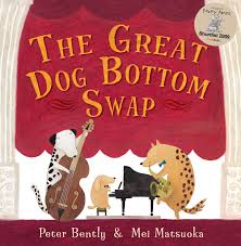 Dog bottom swap